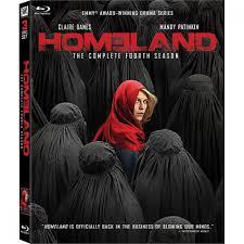 Shop Homeland DVDs Books