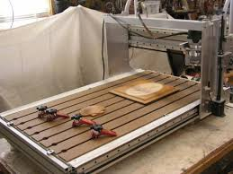 home made aluminum cnc router canadian woodworking and home