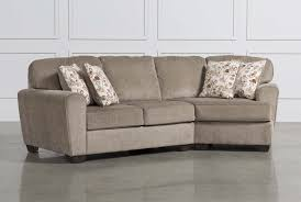 Havertys Sectional Sleeper Sofa by Patola Park 2 Piece Sectional W Raf Cuddler Chaise Living Spaces