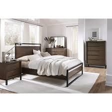 prague platform bed wood platform bed queen platform bed frame