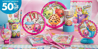 shopkins party supplies shopkins birthday party city canada