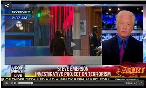 Emerson On Fox News Australian Terrorist Breaking Of His