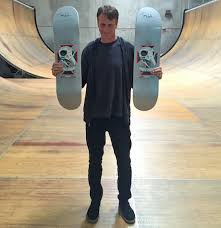 Tony Hawk Signed Skate Deck by Charitybuzz 2 Tony Hawk Signed Skateboards With The Iconic