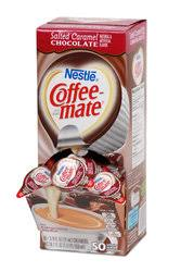 Coffee Mate Liquid Creamer Salted Caramel Chocolate 50 Count