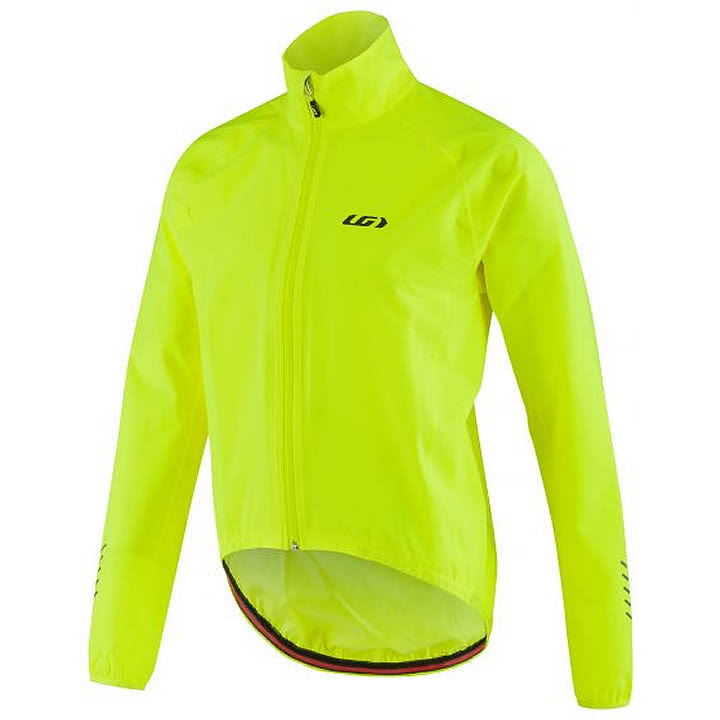 Louis Garneau Granfondo 2 Men's Jacket: Yellow - XL
