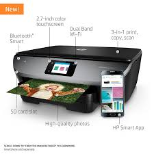 Amazon HP ENVY Photo 7155 All In One Printer With Wireless Printing Instant Ink Ready Electronics