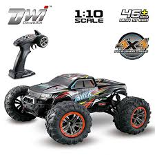 100 Electric Rc Monster Truck Dwi 24g Car 110 Scale 4wd Buy