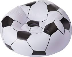 UP IN & OVER Soccer Ball Inflatable Chair Best Promo Bb45e Inflatable Football Bean Bag Chair Chelsea Details About Comfort Research Big Joe Shop Bestway Up In And Over Soccer Ball Online In Riyadh Jeddah And All Ksa 75010 4112mx66cm Beanless 45x44x26 Air Sofa For Single Giant Advertising Buy Sofainflatable Sofagiant Product On Factory Cheap Style Sale Sofafootball Chairfootball Pvc For Kids