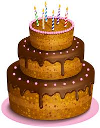 Birthday Cake PNG File View full size