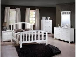Crown Mark Lawson White 4 Piece Queen Bedroom Set