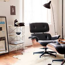 Dwr Eames Soft Pad Management Chair by New Tall Version Eames Lounge And Ottoman Can Be Purchased At Dwr