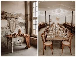 tische stühle mieten dekoration vintage hochzeit deko