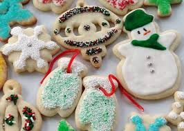 Decorated Shortbread Cookies by 21 Fun And Creative Christmas Cookie Decorating Ideas Allrecipes