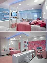 lit chambre fille 120 idées pour la chambre d ado unique couverture de lit