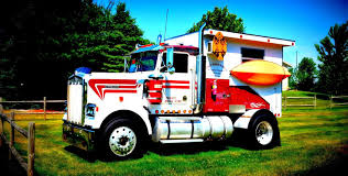 Kenworth Truck With Camper | Campers | Pinterest | Truck Camper ...