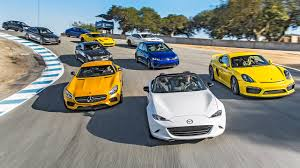 Picking The 2015 Motor Trend Best Driver's Car! - YouTube