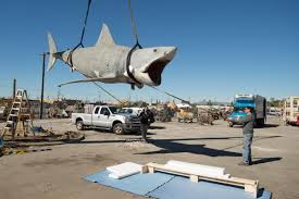 From Junkyard To Museum: The Journey Of A 'Jaws' Shark | South ... 03 August 2012 Webner House Salvage Yard Car Parts Auto Repair All Makes Llc Budget Truck Image Of Rental Baltimore Maryland 1978 Australian Advertising Winston Wrecking 24 Hour Tow Service Used Sale Moving Truck Cargo Budget Rental 680 News The Dos And Donts When Selling A Junk Car To Yard Infographic Benefits Of Tires Worlds Most Recently Posted Photos Auto Wrecking Junk Go Pullit Jacksonville U Pull It Moving Rentals