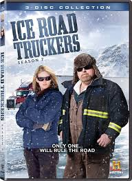 100 Ice Road Trucking Amazoncom Truckers Season 7 DVD The Truckers Alex