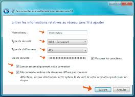 connecter un pc de bureau en wifi windows 7 seven comment se connecter au wifi sans fil