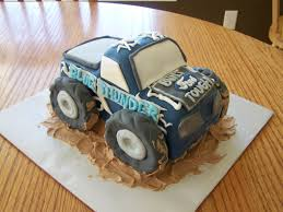 Monster Truck Cake | Birthday Ideas | Pinterest | Monster Truck ... Monster Truck Cake Shortcut Its Fun 4 Me How To Position A In The Air Beautiful Birthday Cakes Kids For Party Stuff Mama Evans Truck Theme Cake Custom Youtube Our Monster Dirt Is Crumbled Brownies Bdays Blaze Xmcx By Millzies Design Parenting Recipes Pinterest Worth Pning April Fools Cakes Kake