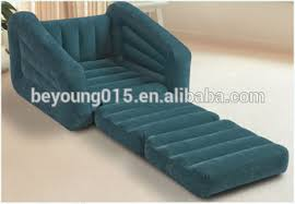 Intex Inflatable Sofa Bed by Bed Room Furniture Single Seater Folding Intex 68565 Inflatable