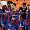 ¡Sobrevivió el Barcelona! Ganó en Valencia y se jugará LaLiga ...
