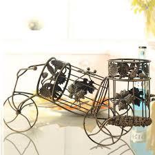 gao weinregal spirituosen regal halter vintage dreirad