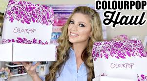COLOURPOP HAUL Huge Colourpop Haul Lipsticks Eyeshadows Foundation Palettes More Colourpop Blushes Tips And Tricks Demo How To Apply A Discount Or Access Code Your Order Colourpop X Eva Gutowski The Entire Collection Tutorial Swatches Review Tanya Feifel Ultra Satin Lips Lip Swatches Review Makeup Geek Coupon Youtube Dose Of Colors Full Face Using Only New No Filter Sted Makeup Favorites Must Haves Promo Coupon