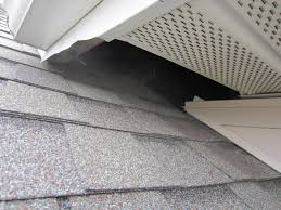 roof how do i fix this missing soffit home improvement stack