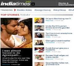 India Times Epaper