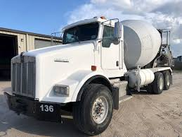 100 Trucks For Sale Orlando 2 2006 Kenworth T800 Concrete Mixer Truck With BRAND NEW MIXER DRUM