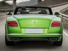 2018 Bentley Continental GT Overview