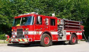 100 Mass Fire Trucks Apparatus Carver Department