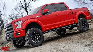2015-2018 Ford F-150 6-inch Suspension Lift Kit By Rough Country ...