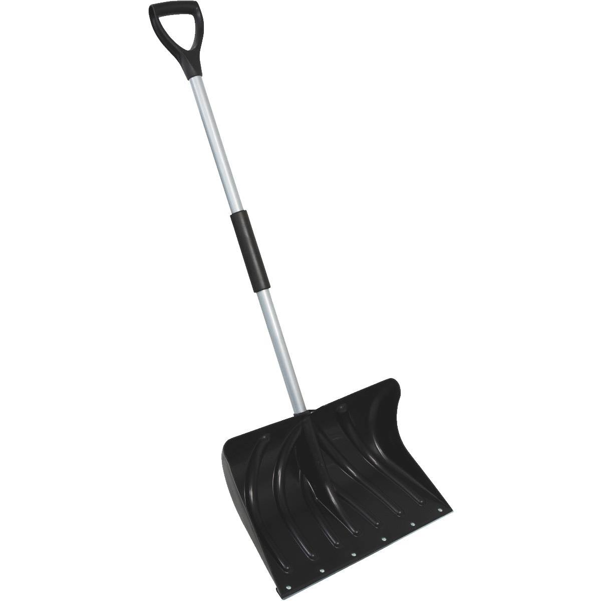 20 in. Poly Snow Shovel H505