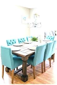 Farmhouse Style Dining Room Farm Table Kitchen Chair Plans
