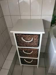 badezimmer schrank weiss dänisches bettenlager