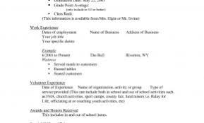 Resume Objective Examples Music Industry Inspirational For Scholarships Template Download Now Scholarship