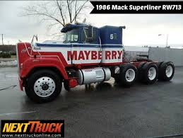 ThrowbackThursday Check Out This 1986 Mack Superliner RW713. View ... Intertional Prostar Eagle Trucks Hpwwwxttruckonlinecom Rowbackthursday Check Out This 1994 Mack Ch613 View More Navistar Ships First Vocational Vehicles With 9 And 10 Liter Scr Truck Launches 124l A26 Engine Nexttruck Blog Freightliner Day Cab Hpwwwxtonlinecomtrucks Old Dominion Drives Its 15000th Off Assembly Super Cool Semi You Wont See Every 1984 Kenworth W900 Western Star Get Tough At The 2015 Work Show Employees Honor Fallen Military Heroes Through Ride For Freedom