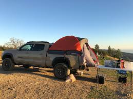 100 Tacoma Truck Tent SOLD Bay Area CA Rightline Gear 80 OVERLAND