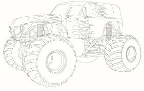 30 Lovely Coloring Pages Monster Trucks | DEVSQ.net Cartoon Drawing Monsters How To Draw To A Truck Tattoo Step By Tattoos Pop Culture Free A Monster Art For Kids Hub Pinterest Gift Monstertruckin Panddie On Deviantart Bold Inspiration Coloring Pages Printable Step Drawing Sheet Blaze From And The Machines Youtube By Drawn Grave Digger Dan Make Paper Diy Crafting 35 Amazing Truckoff Road Car Cboard