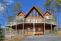 Sequoyah Manor is a 12 bedroom 12 bath cabin outside of Pigeon