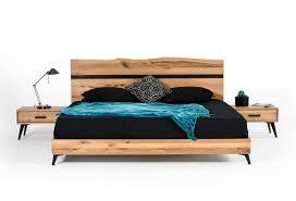 Rustic Style Platform Beds