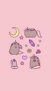 Phone Wallpaper Unicorn 49 Best Pusheen Wallpapers Images On Pinterest