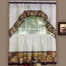 Purple Grape Kitchen Curtains by Patterned Painted Grapes Kitchen Sinks 3pc White With Purple