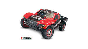 100 Slash Rc Truck Traxxas 110 2WD ReadyToRun Model RC With Audio TQ