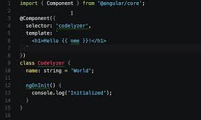 Decorator Pattern C Logging by Github Mgechev Codelyzer Static Analysis For Angular Projects