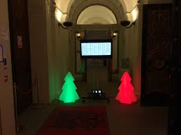 Fiber Optic Led Christmas Tree 7ft by Led Christmas Tree Hire In Leicestershire Premier Events