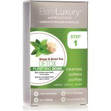 Cnd Uv Lamp Bulbs 4 Pk by 4 Step Complete Pedicure U0026 Manicure Detox Ginger U0026 Green Tea