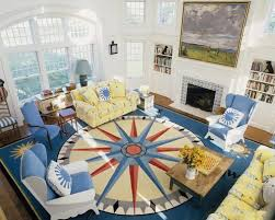Nautical Living Room Furniture by Interior Embracing Playful Way Into The Floor With Contemporary